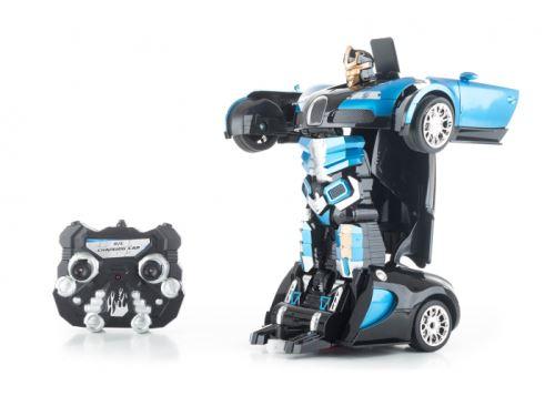 Hračka G21 R/C robot Blue Stranger