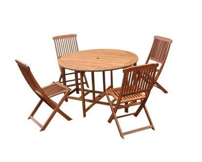 Dřevěná sestava Monterey - 4 + 1