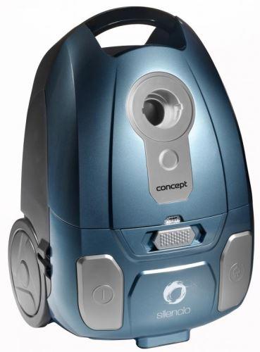 SILENCIO VP8250 sáčkový ultra tichý vysavač 700 W