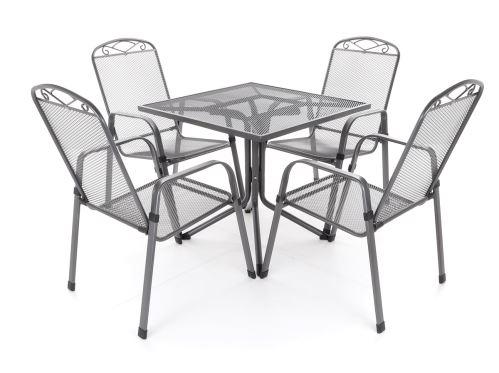 Zahradní stolová sestava MFG Zingst 4 - 80
