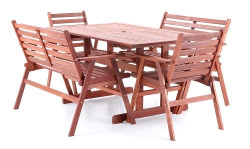 Masivní stolová sestava VeGA Monroo Combi 6