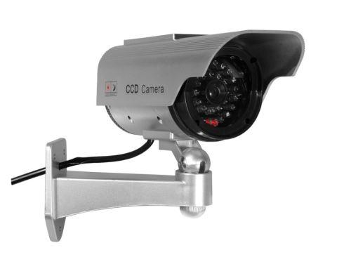 Imitace kamery CE SOL1200 Solární blikající dioda