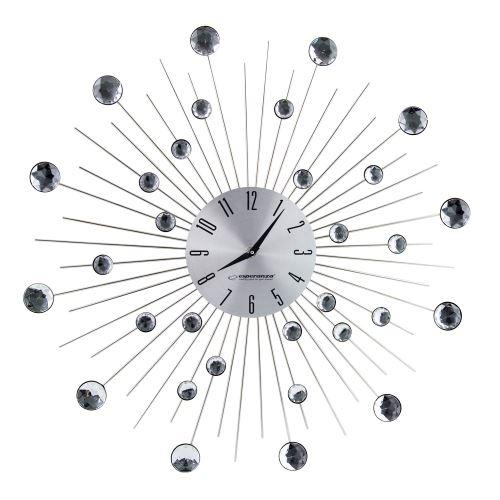 Esperanza Nástěnné hodiny Boston EHC002 50 cm