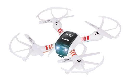 Dron Dove Rebel Wi-Fi ZAB0109 bílý