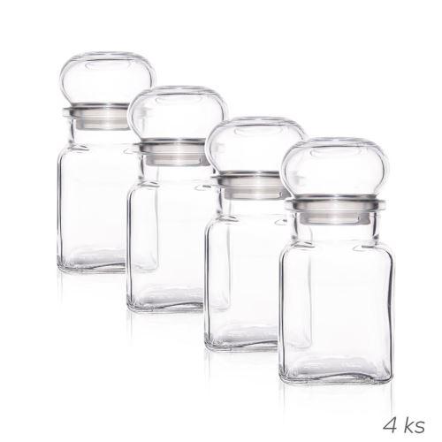 Kořenka sklo sklenička TK150 4 ks