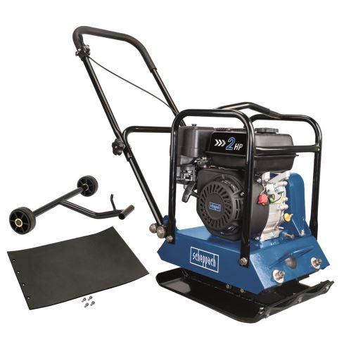 Vibrační deska 60 kg Scheppach HP 1200 S 5904610903