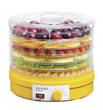 Sušička ovoce Concept SO1015 6 plus