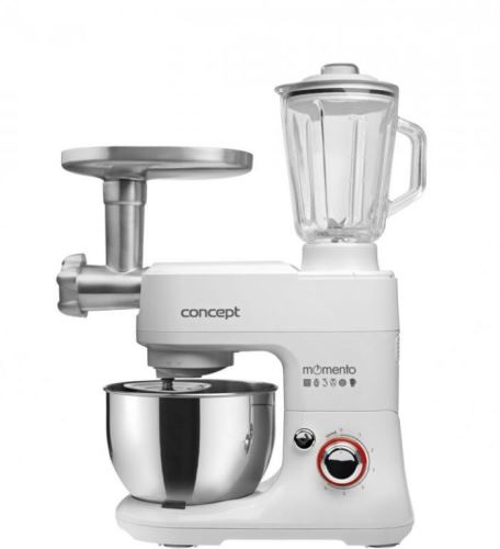 xxx RM5000 Kuchyňský planetární robot 650 W MOMENTO bílý
