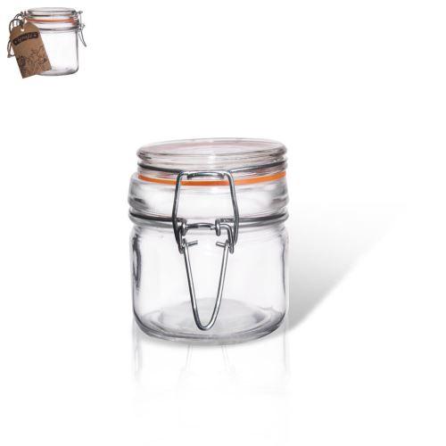 Dóza sklo patent BELA 0,1 l