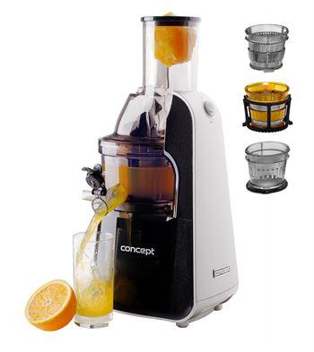Lis na ovoce Concept LO7067 Home Made Juice BLACK