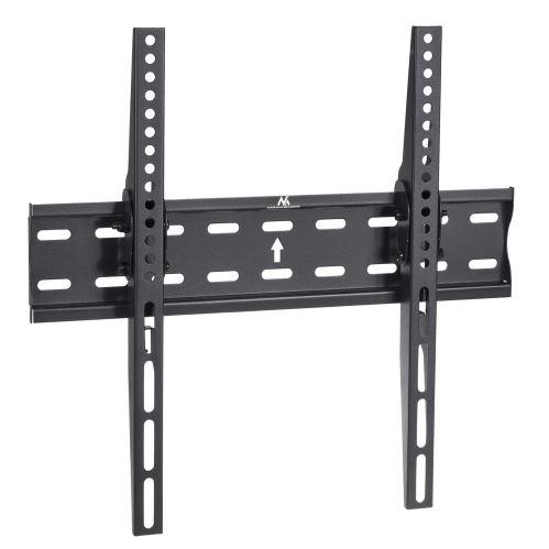 """Televizní držák Maclean MC-862, 26-55 """"40 kg univerzální černý max vesa 400x400"""