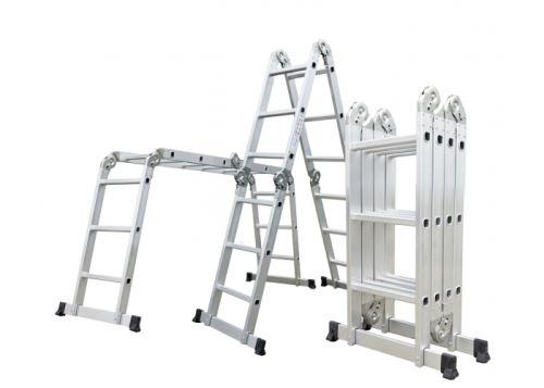Hliníkové štafle G21 GA-SZ-4x3 - 3,7 m