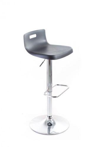 Barová židle G21 Teasa plastová black