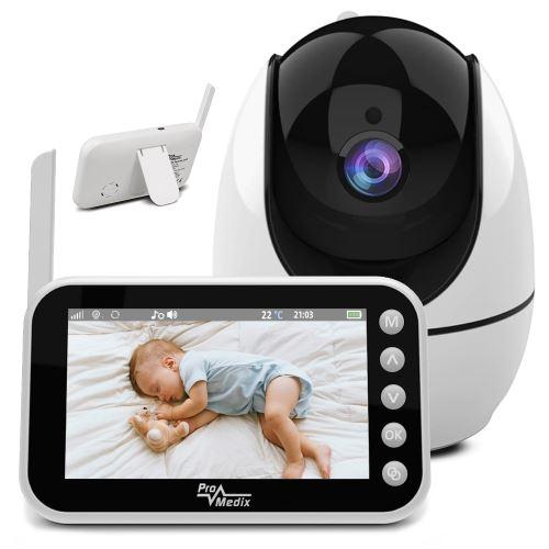 Dětská chůvička ProMedix PR-805 s kamerou