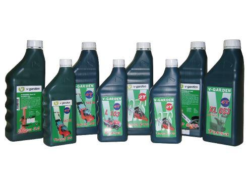 Olej pro 4-taktní motory zahradní techniku VALAR SAE30 1 L