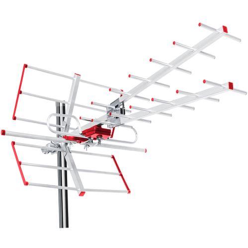 Venkovní směrová anténa DVB-T UHF / VHF Maclean MCTV-855