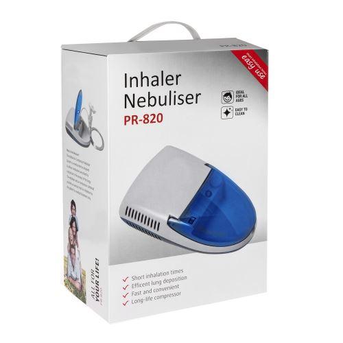 PR-820 47186 Inhalátor - sada pro rozprašovač, masky, filtry