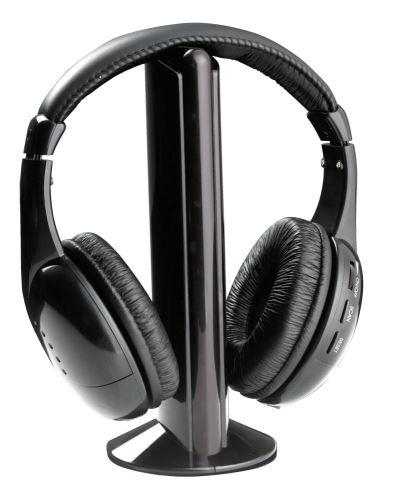 Esperanza Titanum Sluchátka Liberty TH110 černá