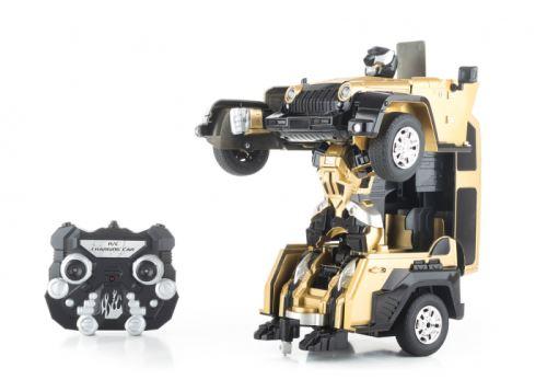 Hračka G21 R/C robot Gold Alien