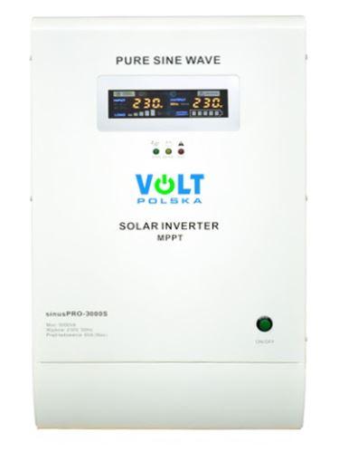 3SPS300048 Nepřerušitelný zdroj napájení sinusPro-3000S 48V 3000VA Solar