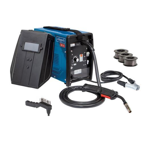 Svářečka s plněnou drátovou elektrodou Scheppach WSE3200