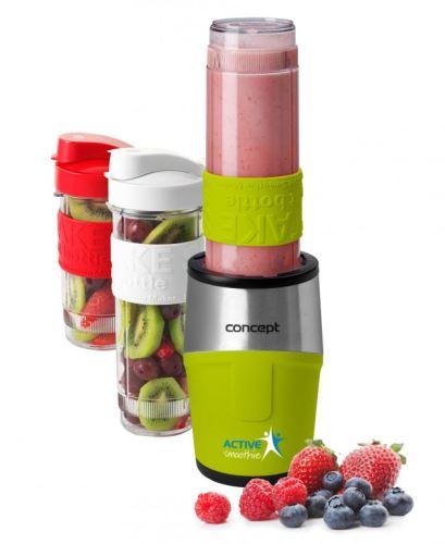 Smoothie mixér Concept SM3387 zelený 500 W