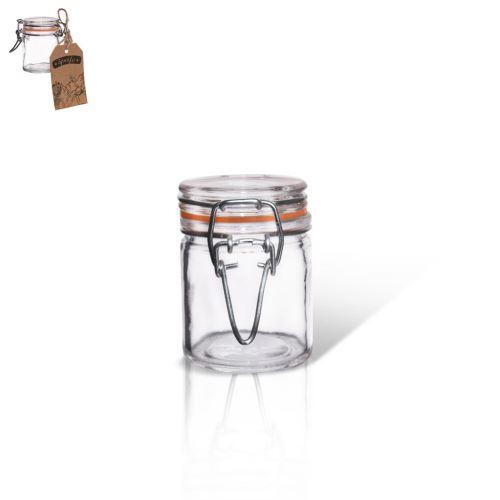 Dóza sklo patent BELA 0,05 l