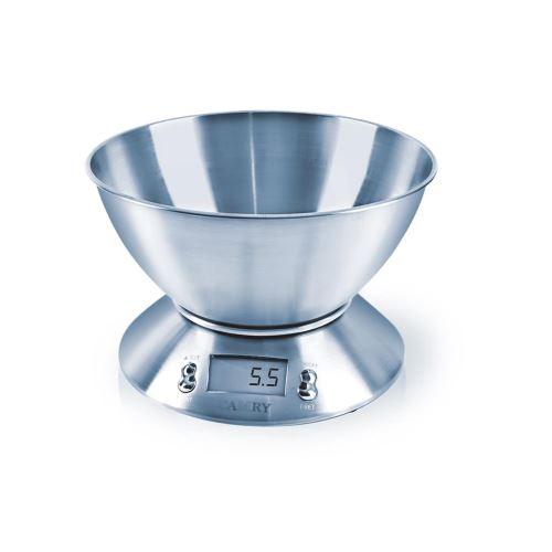 Váha kuch. digi. nerez 5 kg