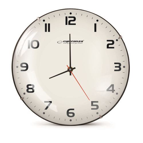 Esperanza Nástěnné hodiny San Francisco EHC018F 30 cm