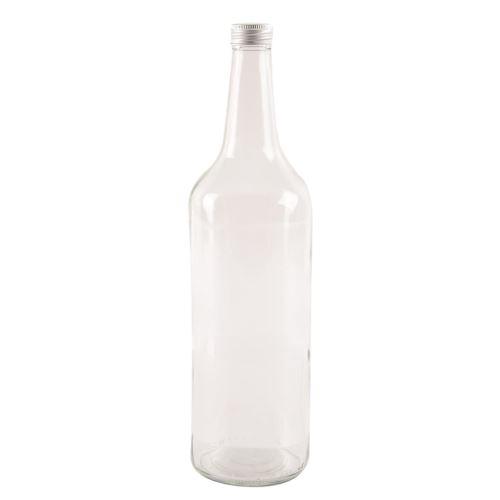 Láhev sklo + víčko Spirit 1 l