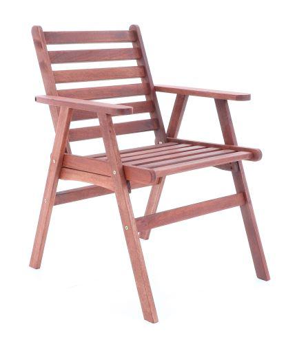 Zahradní dřevěná židle Vega MONROO