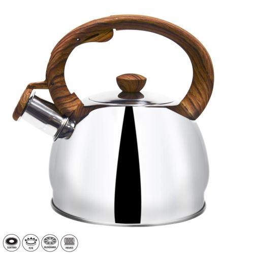 Čajník nerez BONY 1,8l